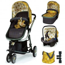 Cosatto Giggle 3 Baby stroller 3 in 1 Spot The Birdie