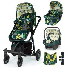 Cosatto Giggle Quad Baby stroller 3 in 1 Into the Wild