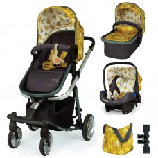Cosatto Giggle Quad Baby stroller 3 in 1 Spot The Birdie