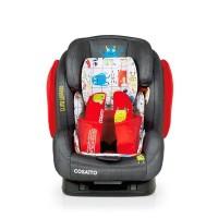 Cosatto Car seat Hug Isofix  (9-36 kg) Monster Mob