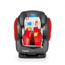 Cosatto Детско столче за кола Hug Isofix (9-36 кг) Monster Mob