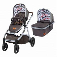Cosatto WOW XL Stroller Mister Fox
