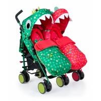 Cosatto Supa Dupa Dinomee and Mo Twin Stroller