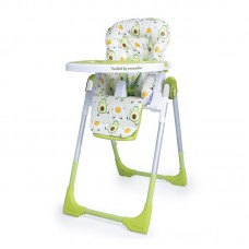 Cosatto Noodle 0+ Baby Highchair Strictly Avocados