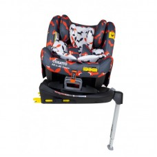 Cosatto Car seat All in All Rotate (0-36 kg) Charcoal Mister Fox