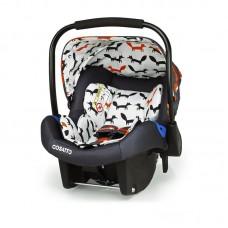 Cosatto Бебешко столче за кола Port Charcoal Mister Fox