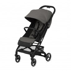 Cybex Beezy Ultra Compact Stroller, soho grey