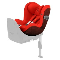 Cybex Car seat Sirona Z i-Size (0-18 кг), Autumn Gold