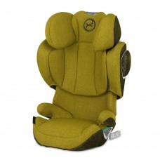 Cybex Solution  Z I-Fix plus car seat (15-36 kg) Mustard yellow