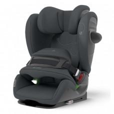 Cybex Pallas G-Fix i-Size Car seat (9-36 kg), Granite Black