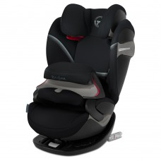 Cybex Car seat Pallas S Fix (9-36 кг) Deep black