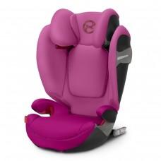 Cybex Solution S Fix Fancy Pink (15-36 kg)