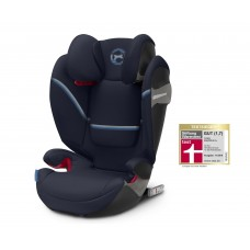 Cybex Solution S Fix Navy Blue (15-36 kg)