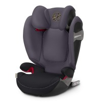 Cybex Solution S Fix Premium Black (15-36 kg)