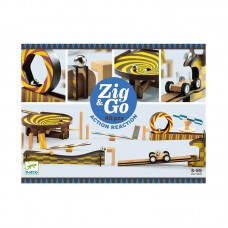 Djeco Zig and Go Set 45 pcs