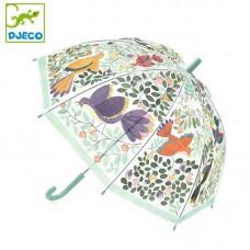 Djeco Детски чадър Цветя и птици