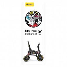 Doona Декоративни стикери за Триколка Liki Trike