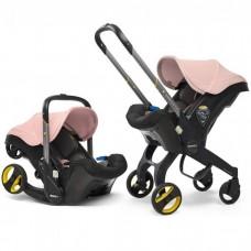 Doona Car Seat and Stroller, Blush pink