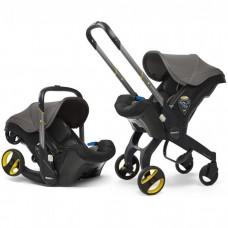 Doona Car Seat and Stroller, Grey Hound