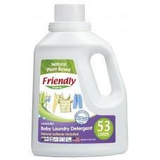 Friendly Organic Detergent Lavender