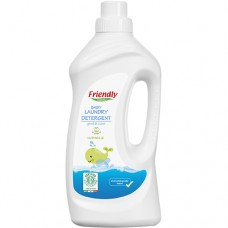 Friendly Organic laundry detergent