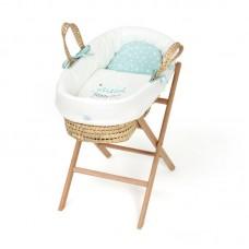 Funnababy Кошче - легло за бебе Aqua