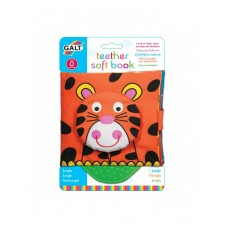Galt Teether Soft Book Jungle