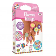 Galt Make your own rings, Flowers