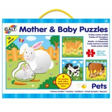 Galt Mother and Baby Puzzle Pets