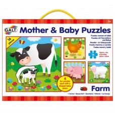 Galt Mother and Baby Puzzle Farm