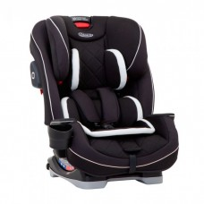 Graco Slimfit LX Isofix (0-36 kg) Car Seat, Midnight black