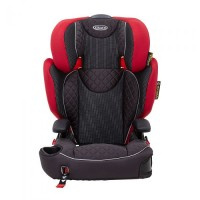 Graco Car Seat Affix Isocatch Group 2, 3 Chili Spice