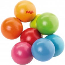 Haba Baby wooden toy Magical balls