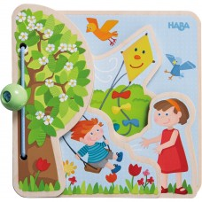 Haba Baby book Four Seasons