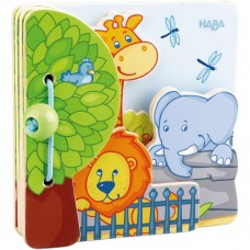 Haba Baby book Zoo Friends
