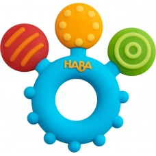 Haba Silicone Baby Teether Color Interplay