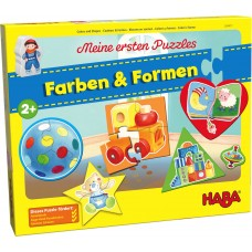 Haba My First Puzzles Colors and Shapes