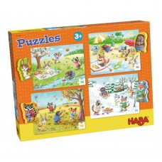 Haba Puzzles The Seasons