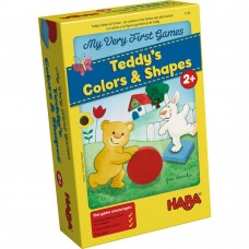Haba My Very First Games - Colors and Shapes