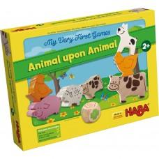 """Haba Образователна игра """"Животно върху животно"""""""