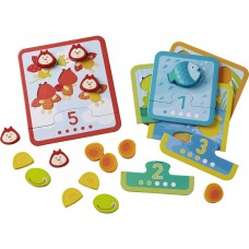 Haba Wooden Matching Game Animal Counting
