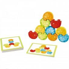 Haba Образователна дървена игра Слончета