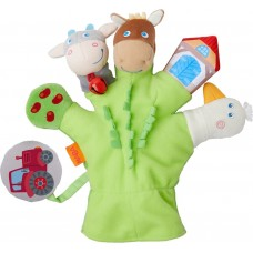 Haba Play glove Farm