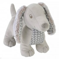 Happy horse - plush toy Deks grey