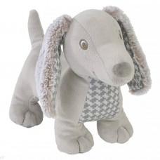 Happy horse - plush toy Deks grey