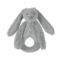 Happy horse Rabbit Richie Rattle light grey