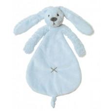 Happy horse - plush toy Richie 25 см. blue