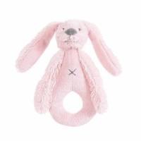 Happy horse Rabbit Richie Rattle pink