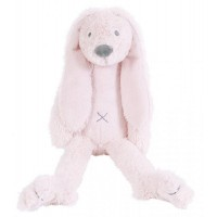 Happy horse - plush toy Richie 28 cm. pink