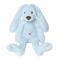 Happy horse - plush toy Richie 28 cm. blue